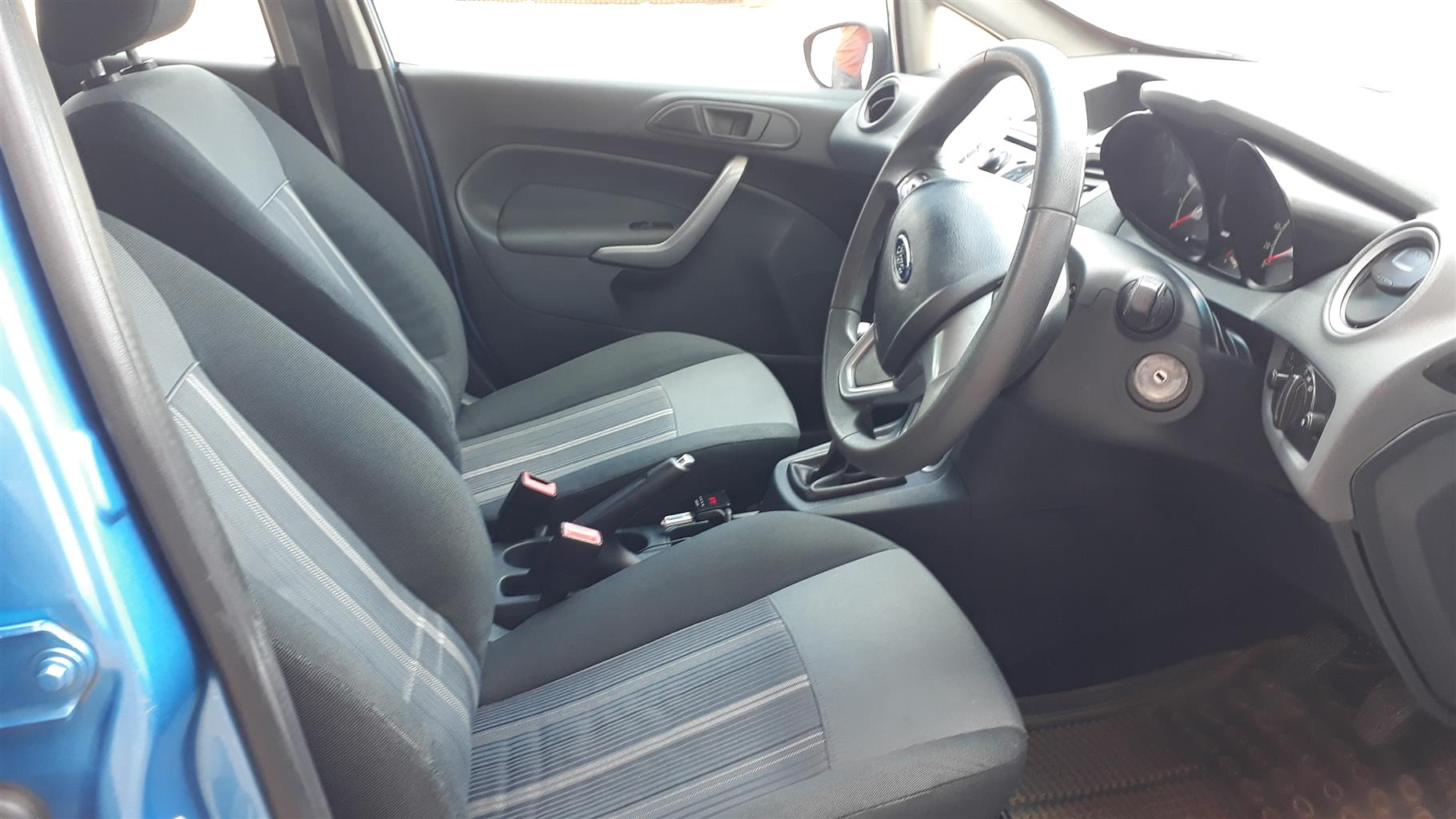 2009 Ford Fiesta 1.6 5 door Trend