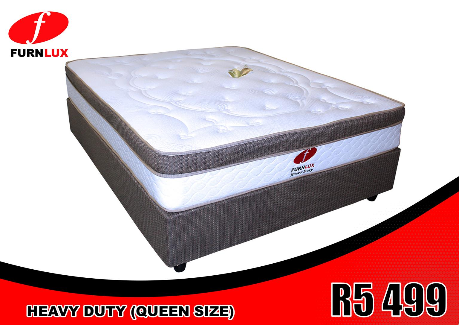 QUALITY BEDS BRAND NEW HEAVY DUTY BED