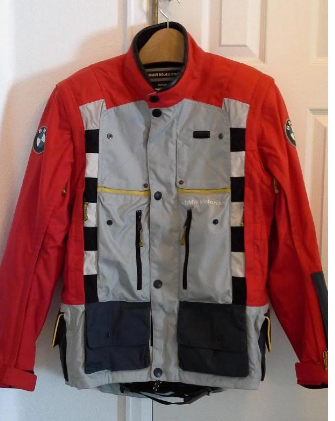 Bmw Rallye 2 jacket