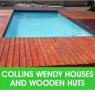 COLLINS WENDY HOUSES AND WOODEN HUTS