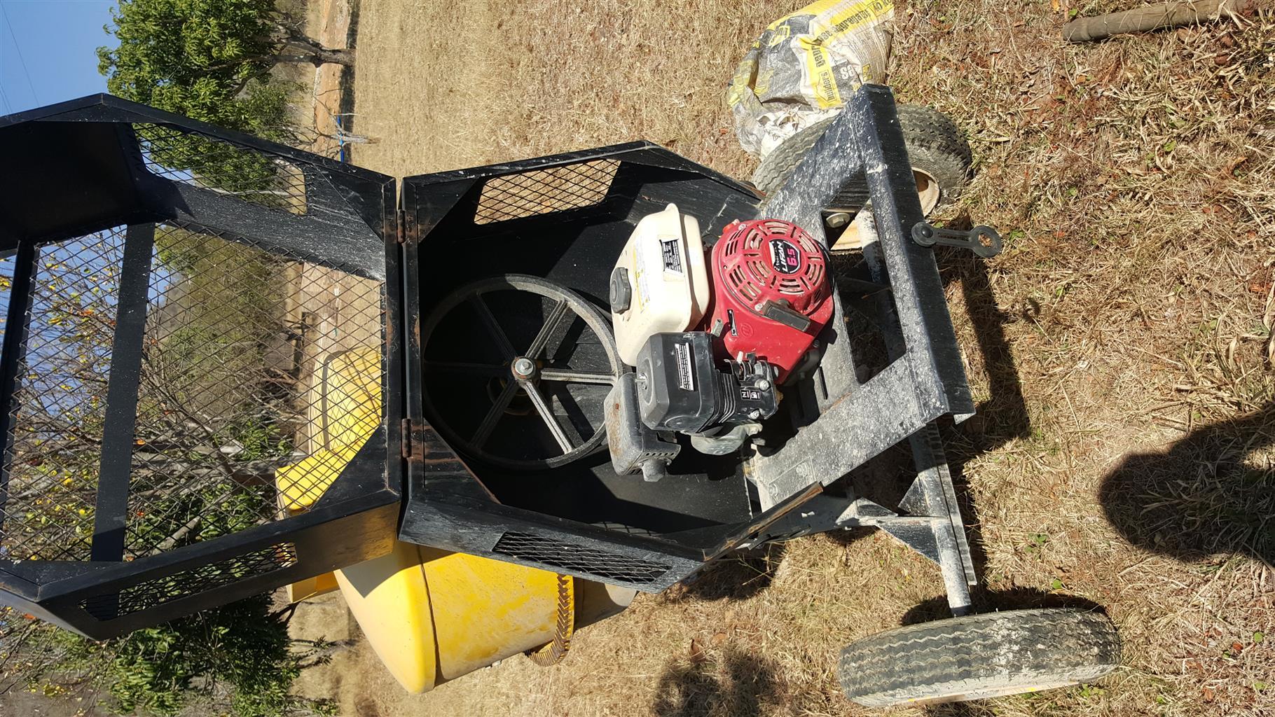 Cement mixer 350lt