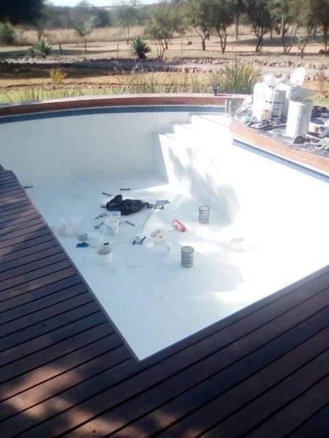 Leonard swimming pool and Lapa project