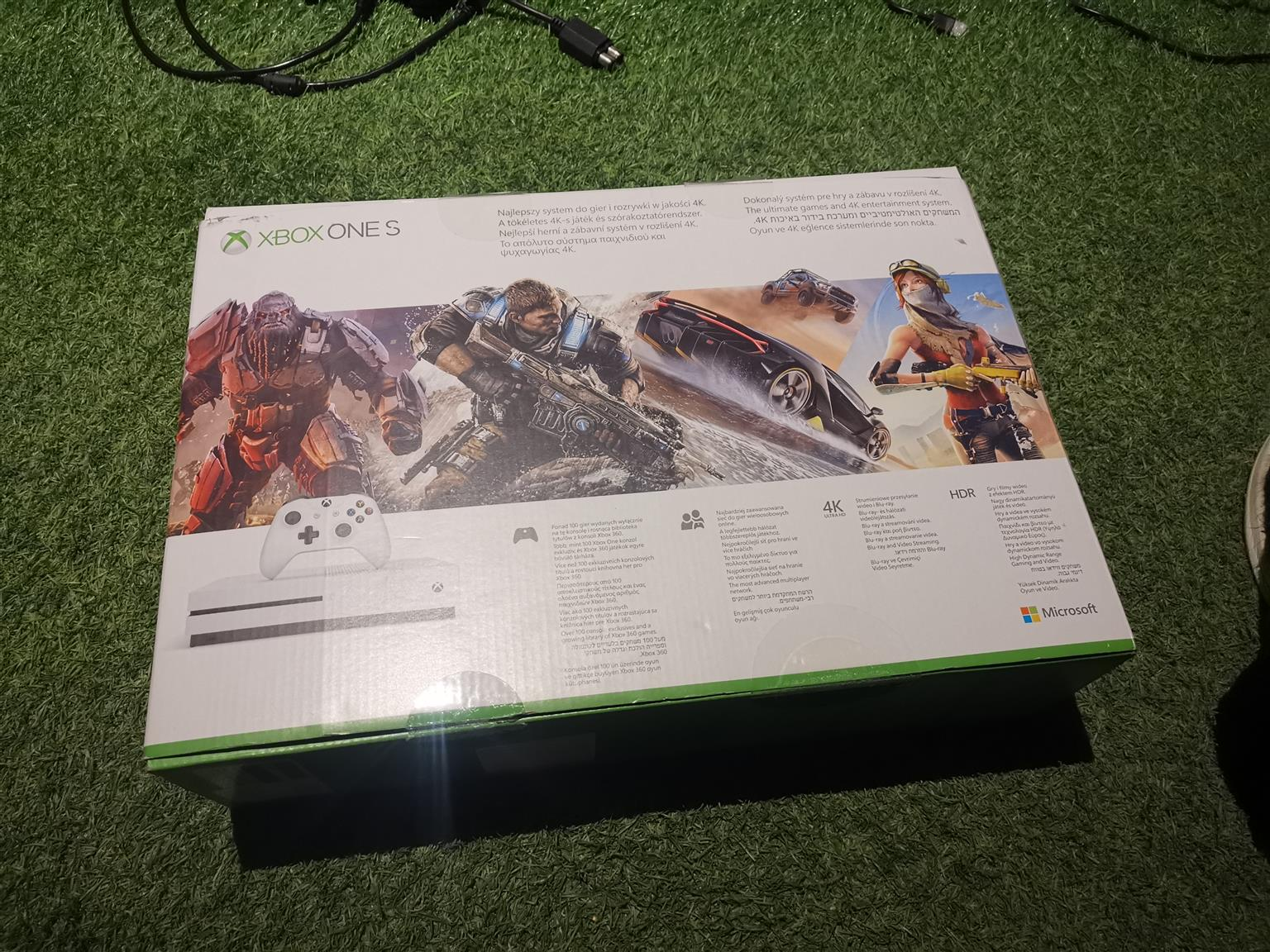 Xbox one s 1tb brand new in the box R4999