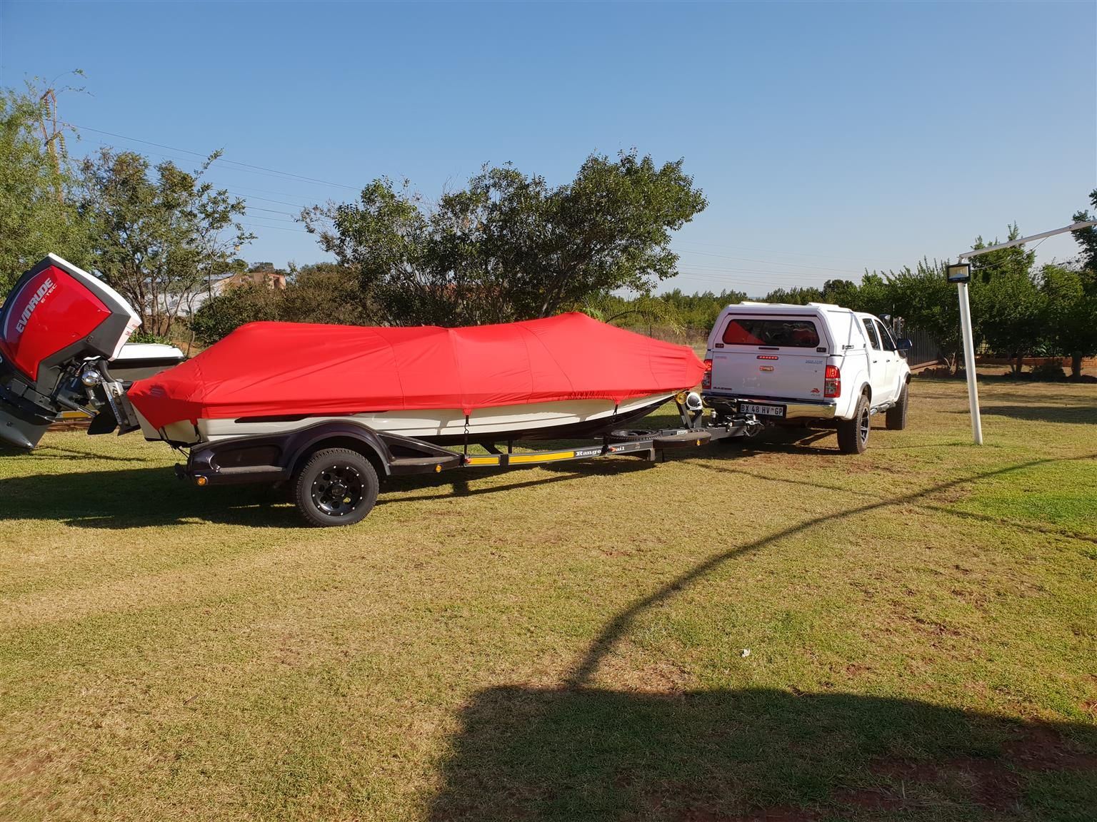 Boat Clip on Mooring covers - By Coverworx