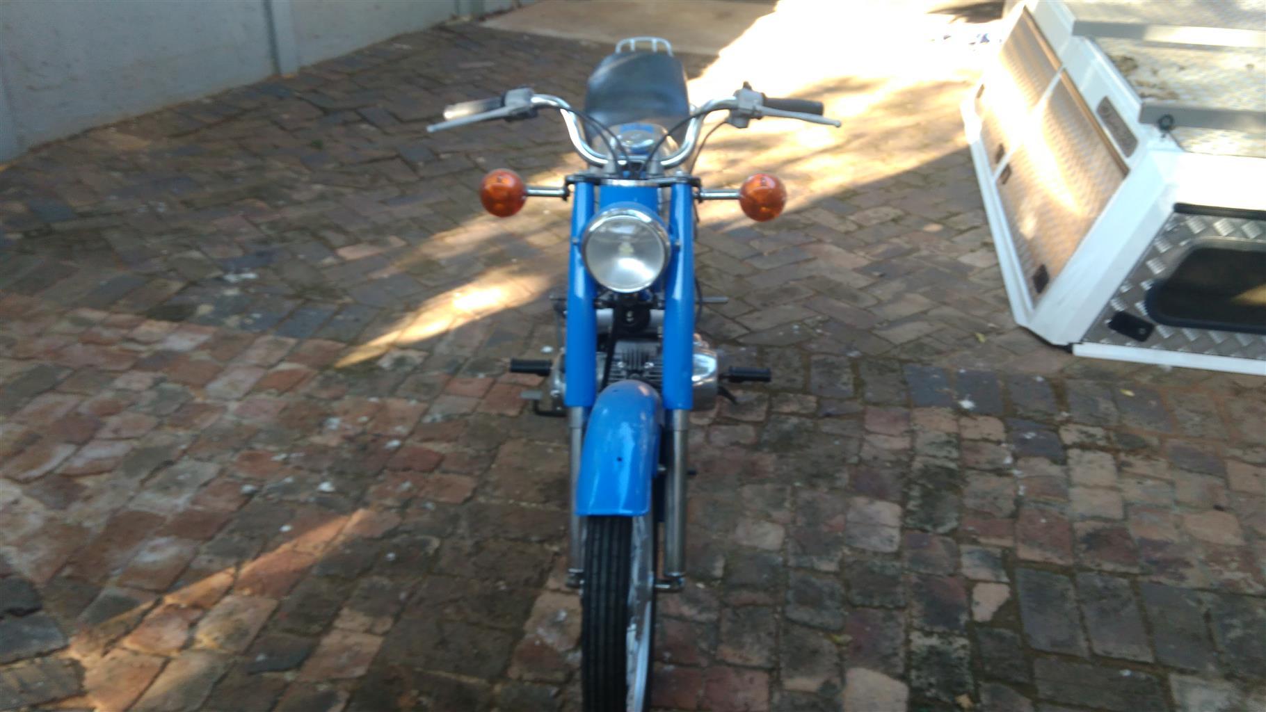 1975 Yamaha AG