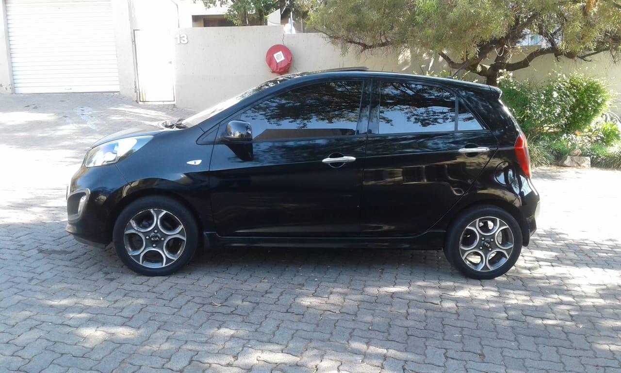 2012 Kia Picanto 1.2 EX
