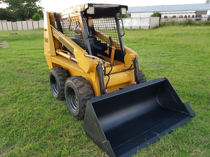 CASE Skidsteer/Bobcat for sale 100% mechanical