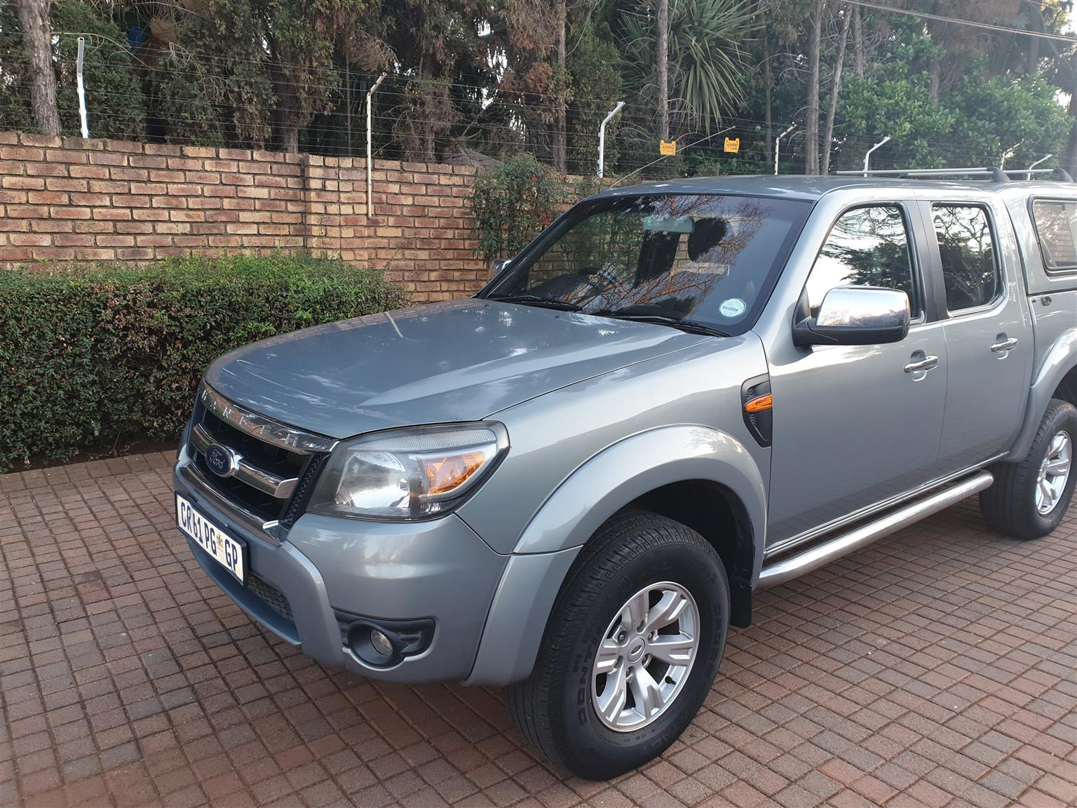 2011 Ford Ranger 3.0TDCi double cab Hi trail XLE