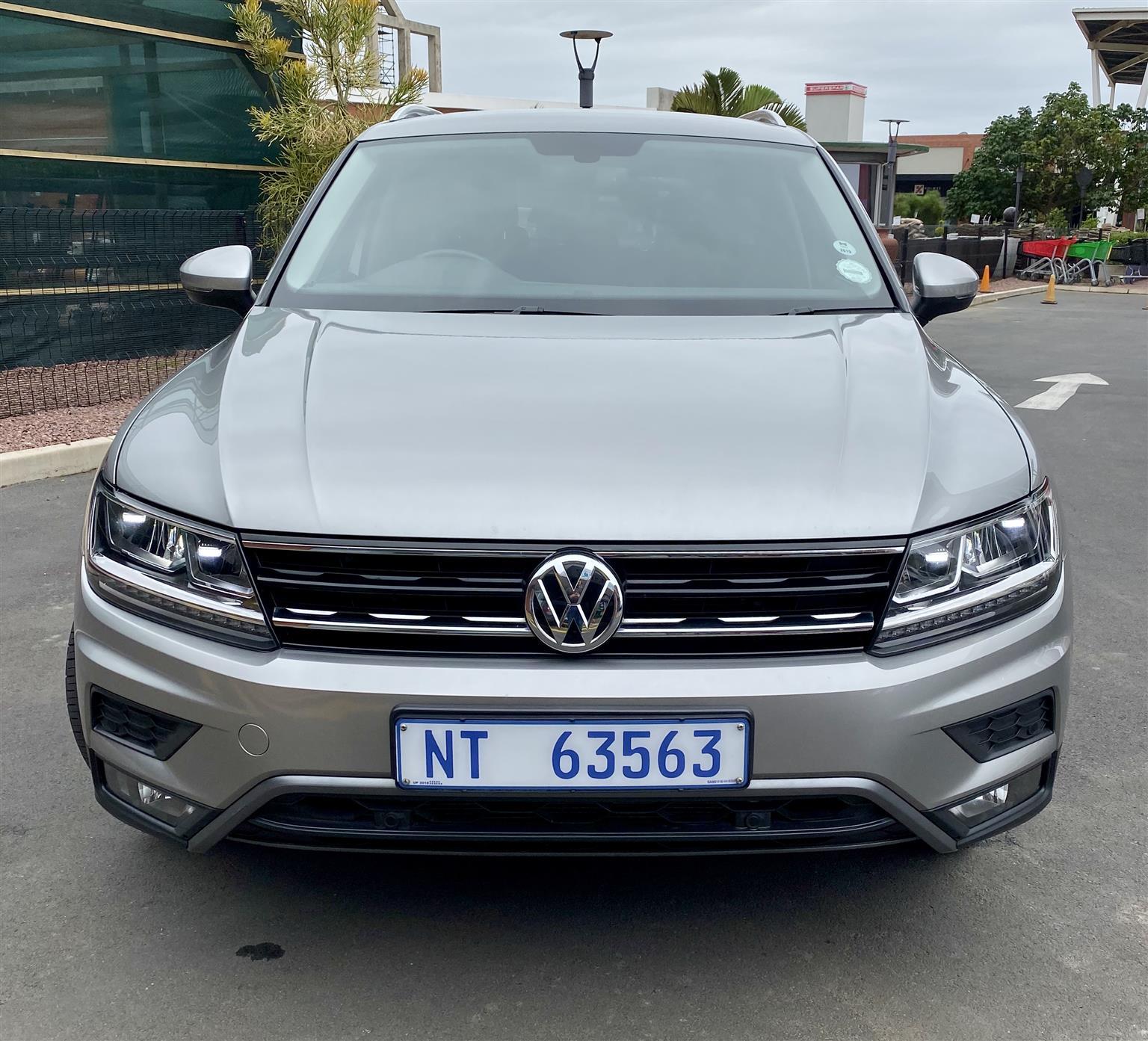 2018 VW Tiguan 2.0TSI 4Motion Highline