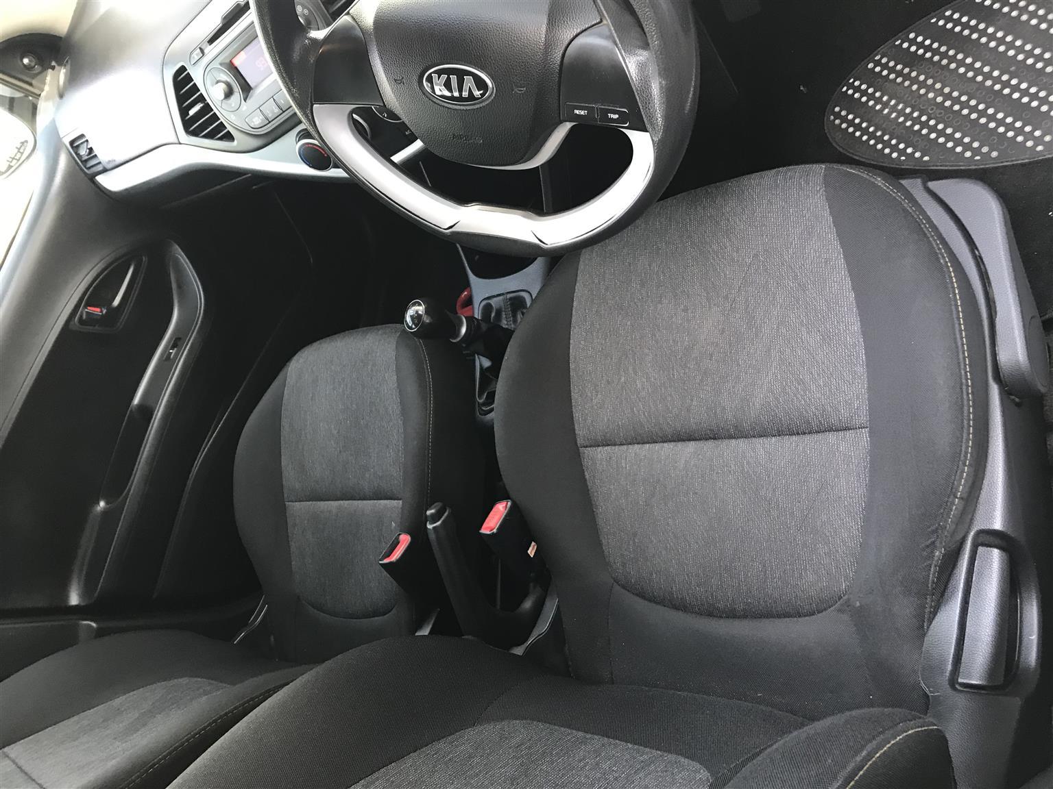 2015 Kia Picanto 1.0 LX