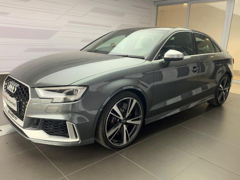 2019 Audi RS3 sedan quattro