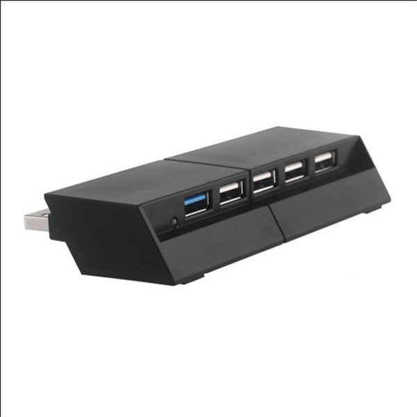5-in-1 USB HUB/Port For PlayStation 4 Console PS4