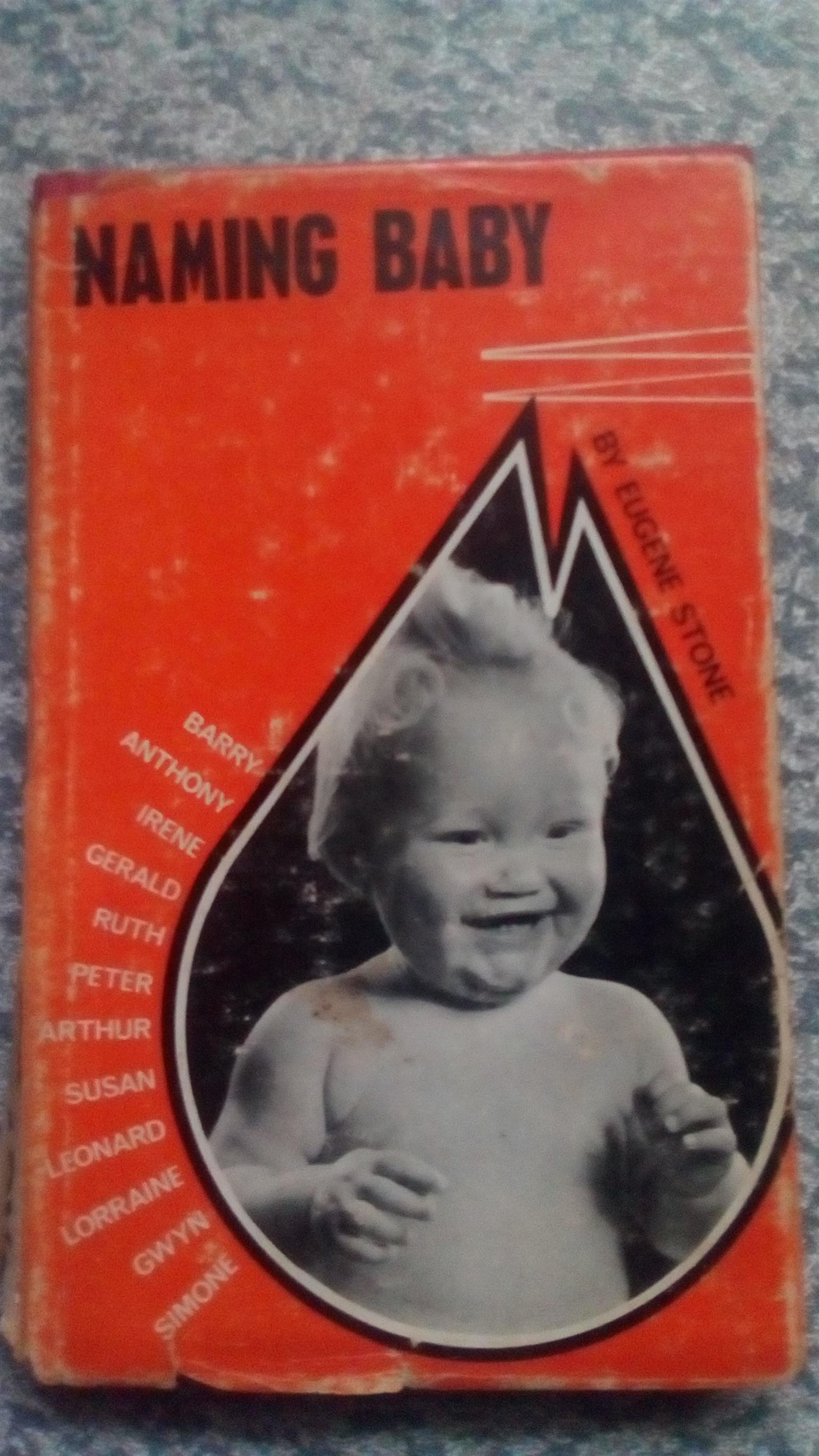 Naming Baby by Eugene Stone