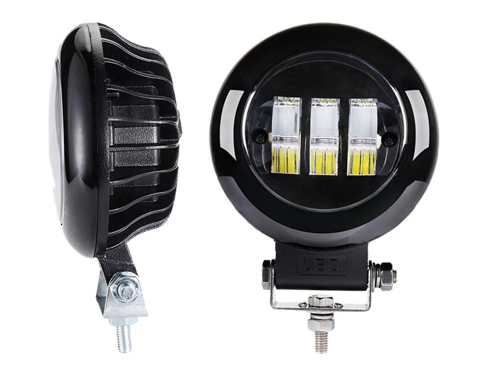 LEDLED Bike Vehicle Spot Lights 30W 10V~32V DC. Brand New Units