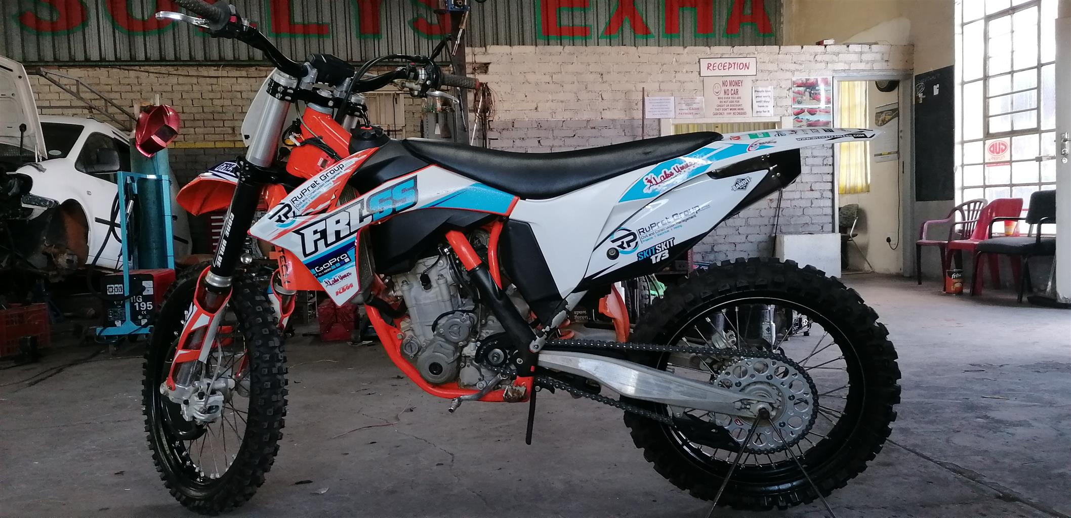 Ktm 350 sx-f