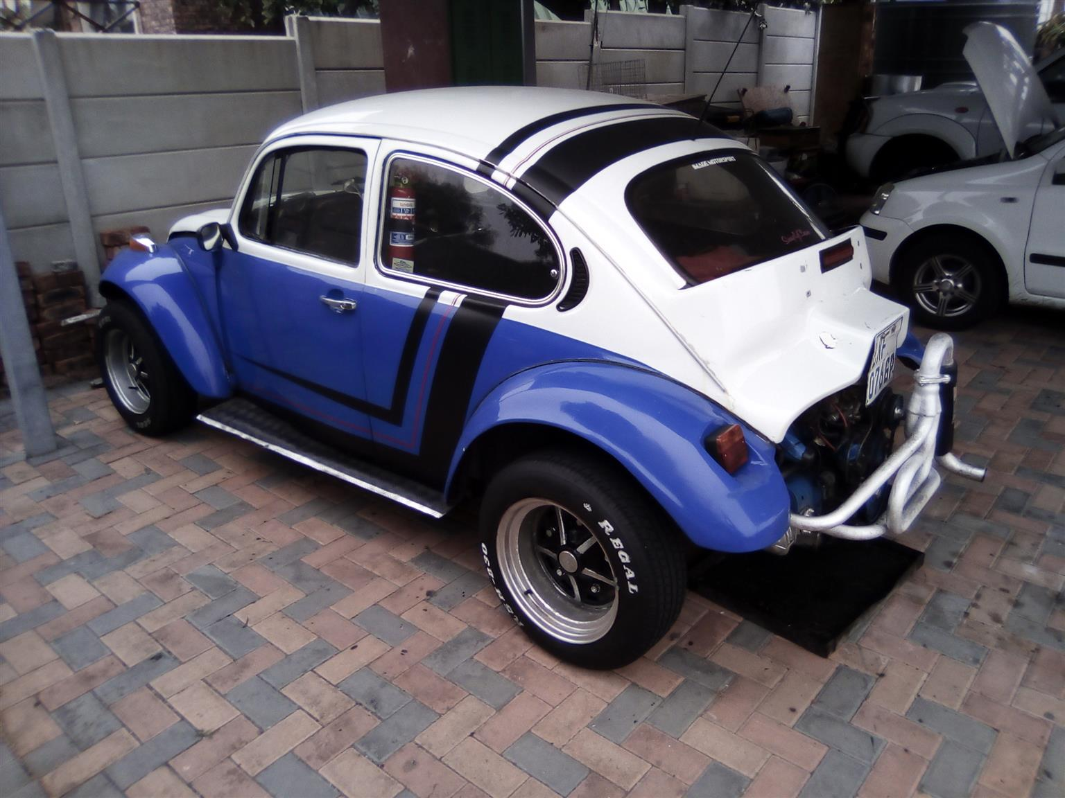 1970 VW Beach California  2.0BiTDI 4Motion