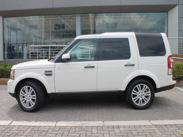 2010 Land Rover Discovery 4 SDV6 HSE