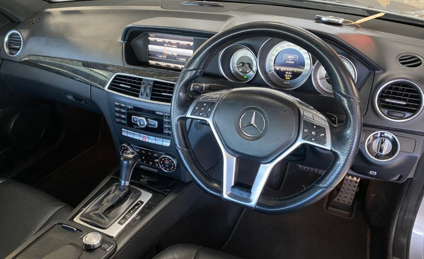 2012 Mercedes Benz C Class C350 Avantgarde AMG Sports