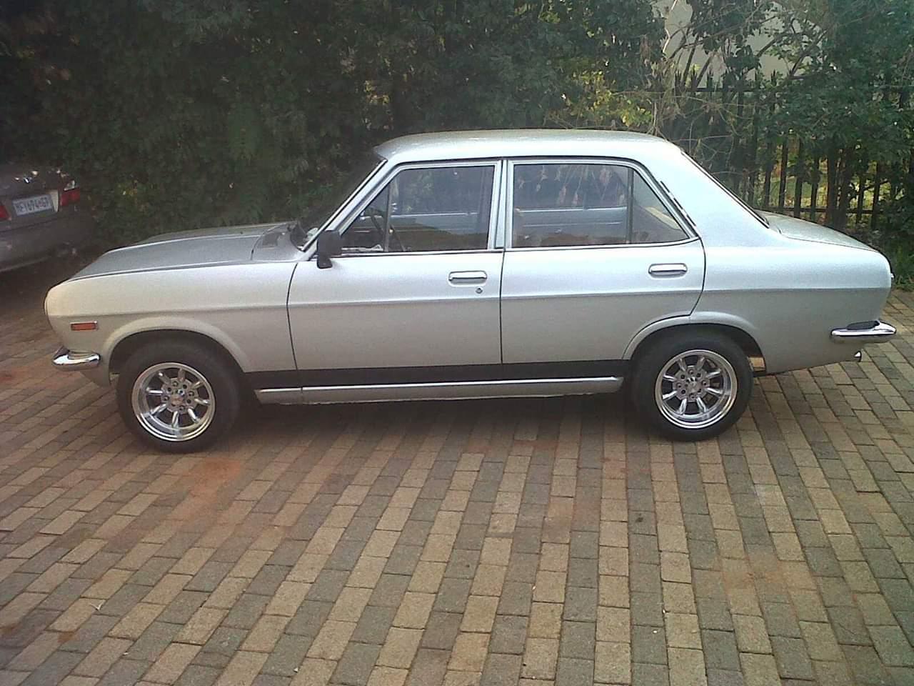1972 Classic Cars Datsun