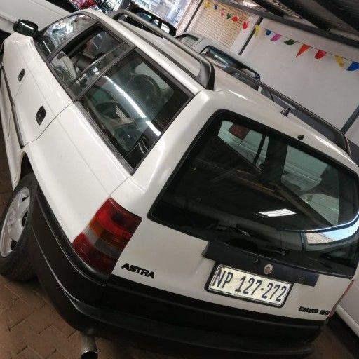 1998 Opel Astra 1.6 Essentia