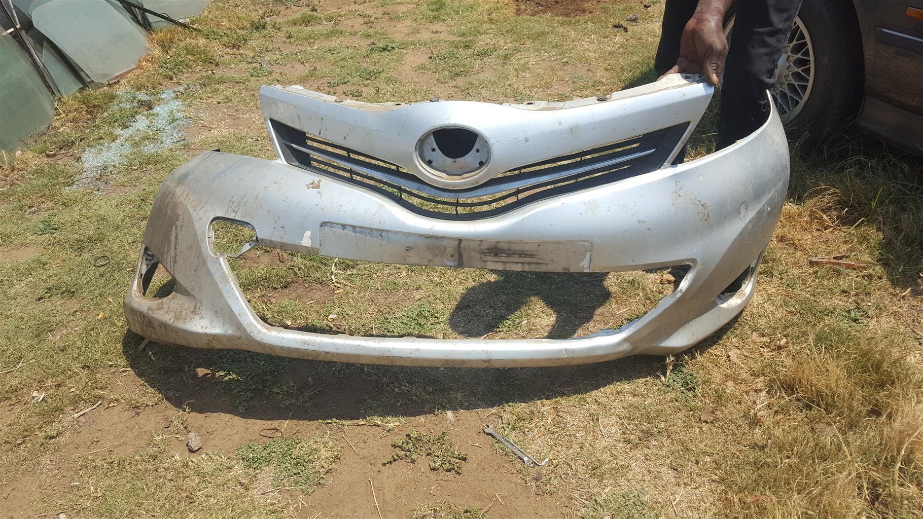 2011 Toyota Yaris 1.3 5 door T3