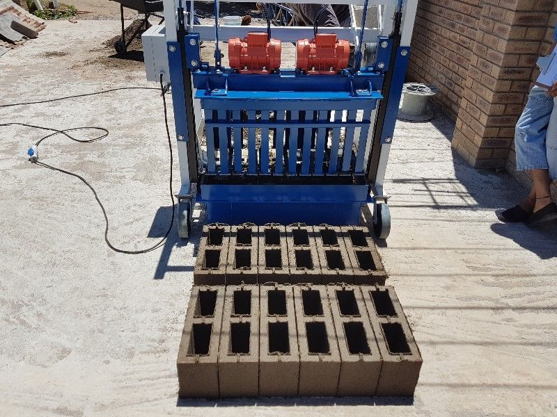 Brick and Block Making Machines For Sale