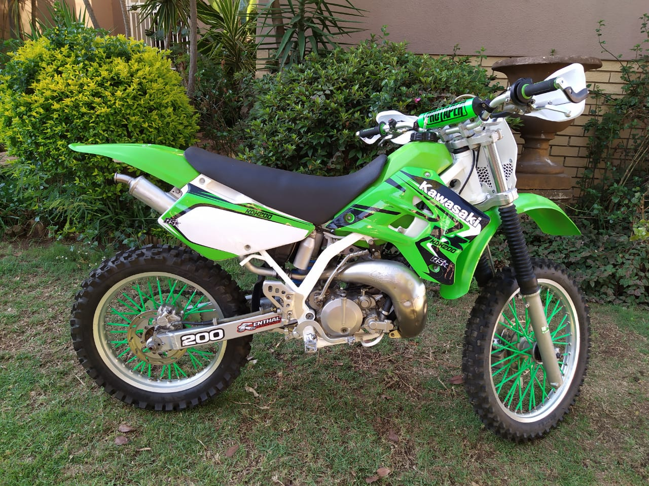 2003 Kawasaki KDX200H