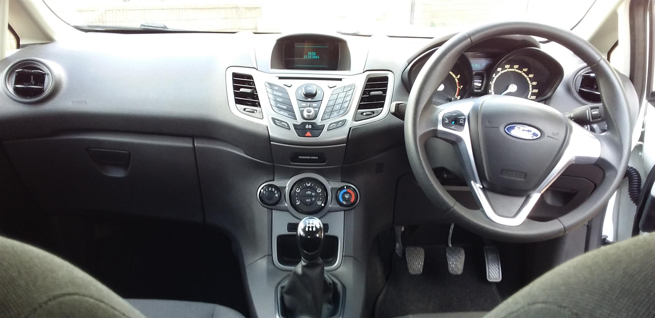 2015 Ford Fiesta 1.4 5 door Trend