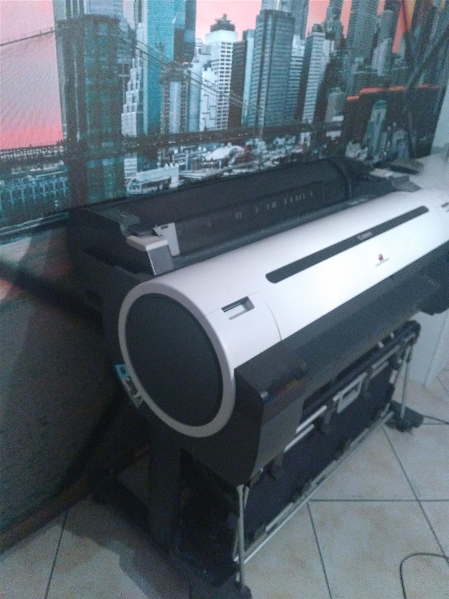 IPF 755 large format printers for sale.