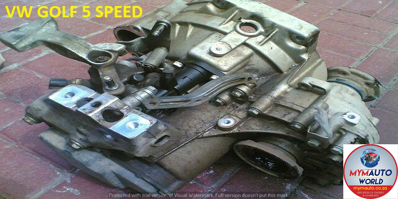 VW GOLF 5 SPEED GEARBOX FOR SALE