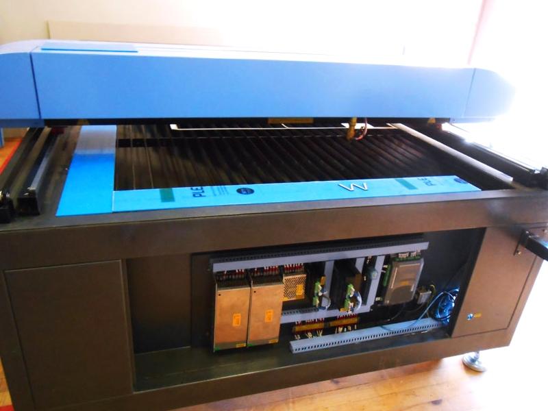 LC2-2030/100 TruCUT Performance Range 2050x3050mm Flatbed Type Laser Cutting & Engraving