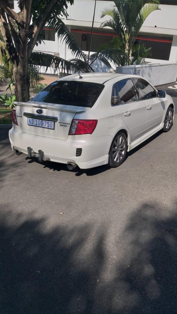2010 Subaru Impreza WRX WRX Premium