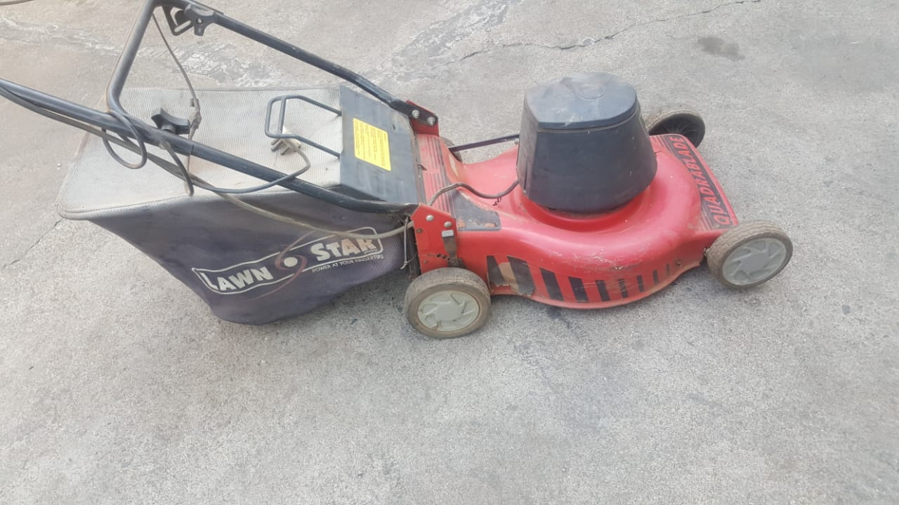 Lawnmower Junk Mail