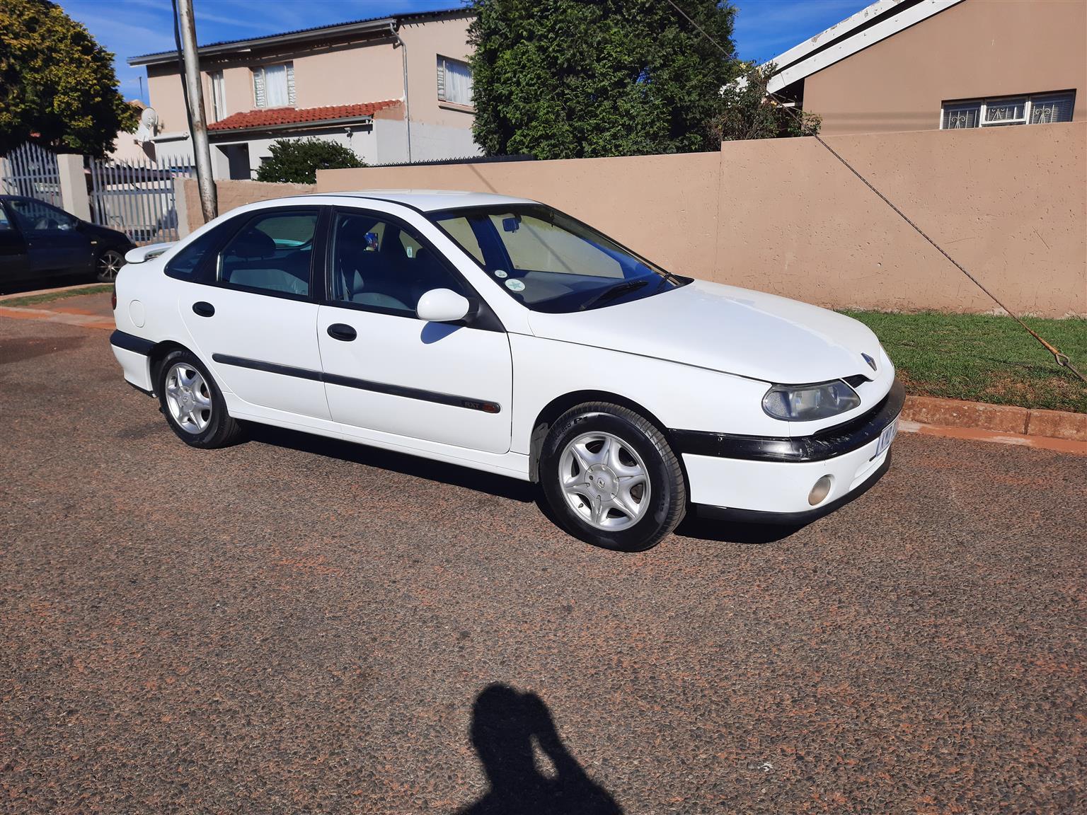 2000 Renault Laguna 2.0 Expression