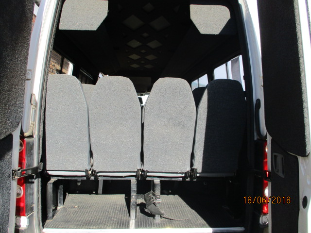 2014 VW Crafter