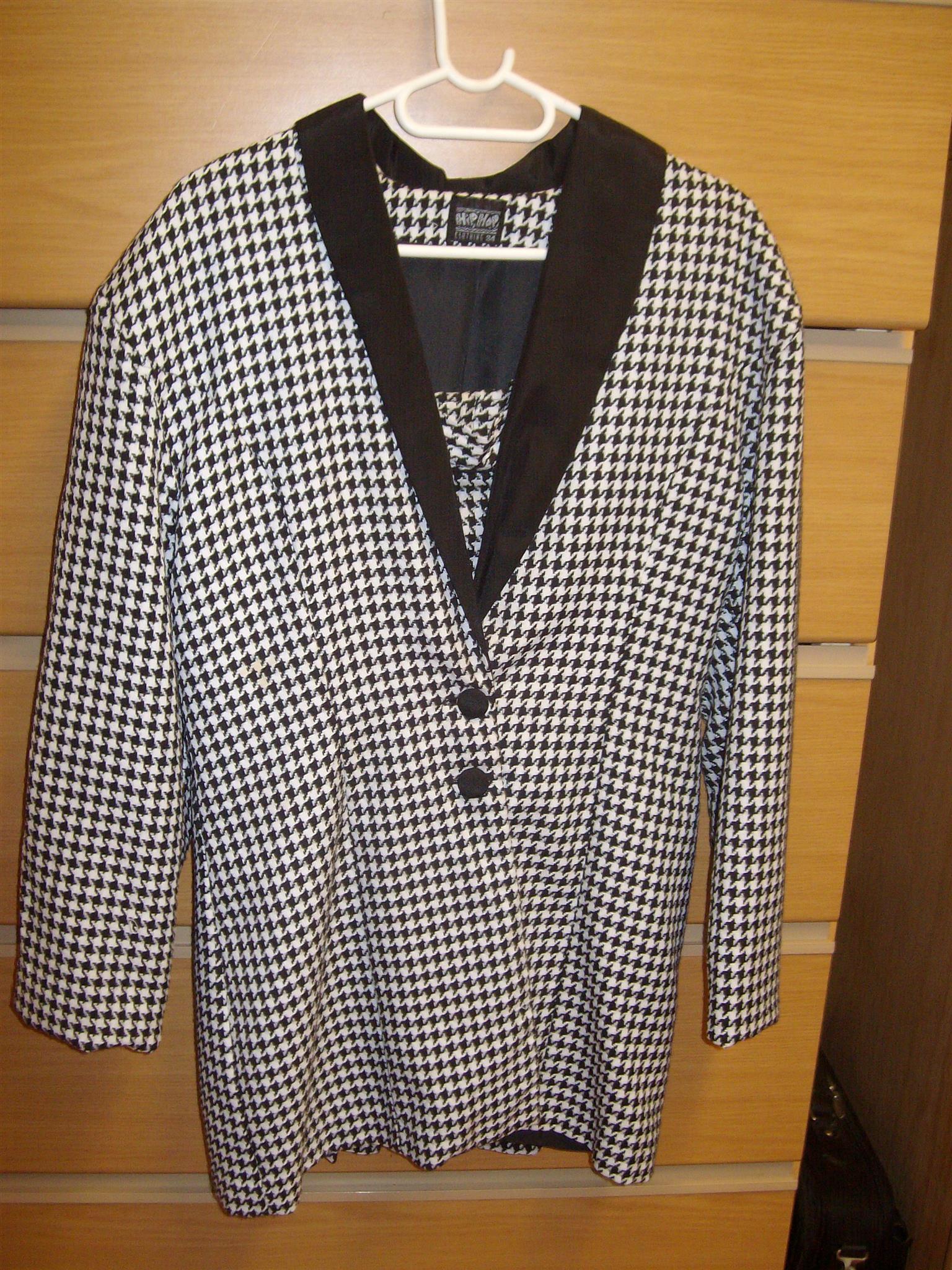 Formal Jacket & Skirt