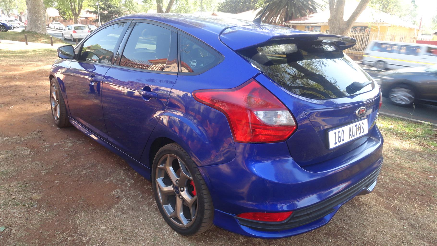 2013 Ford ST Focus