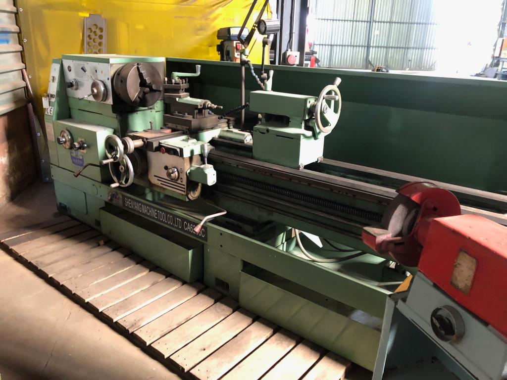 Shenyang Horizontal Lathe Machine