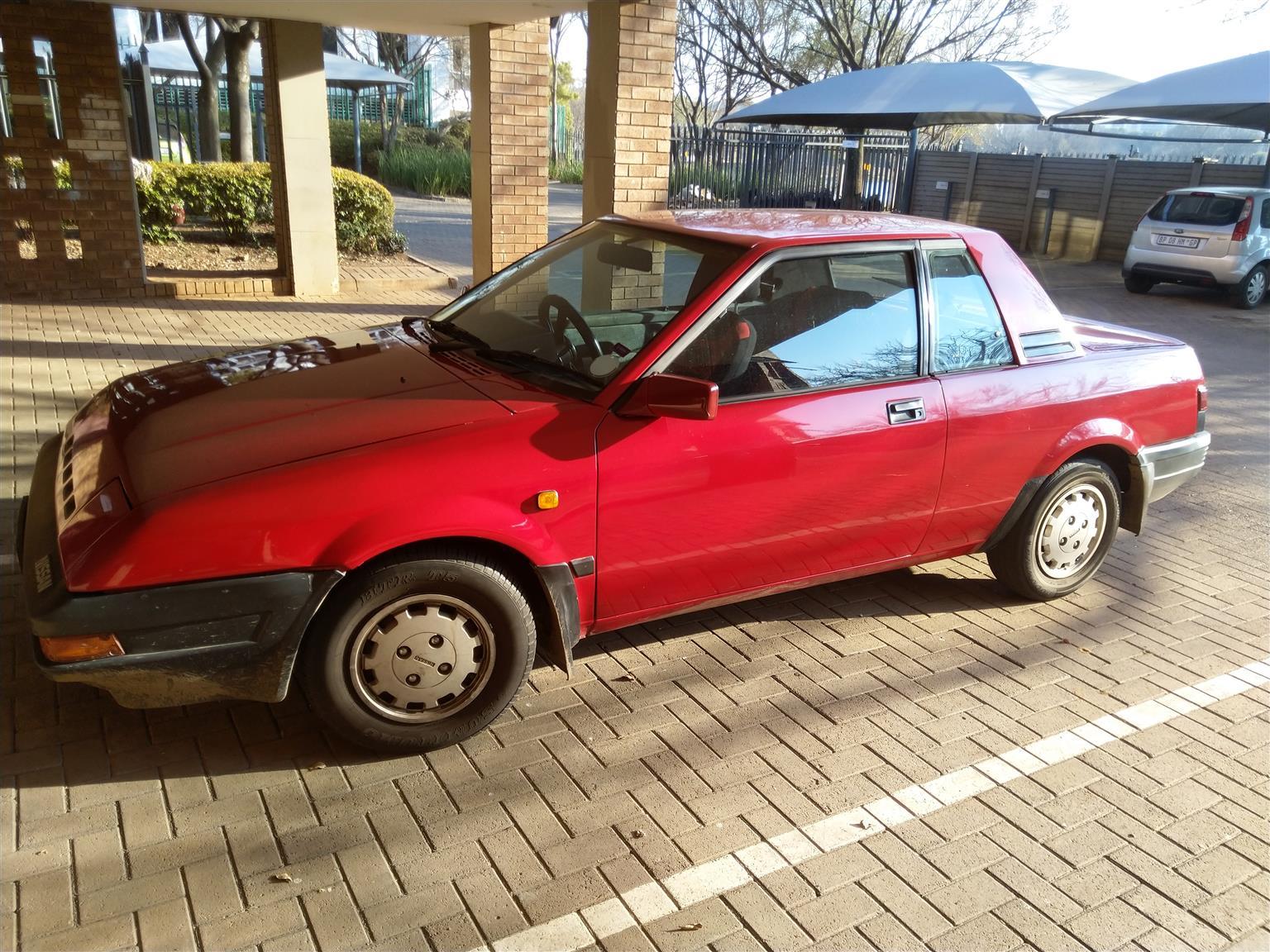 1988 Nissan Langley