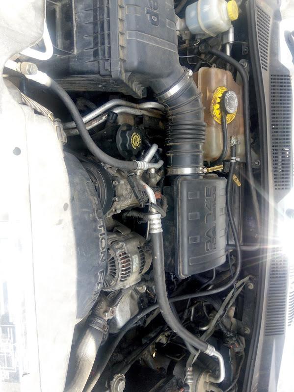2002 Jeep Cherokee 3.7L Limited