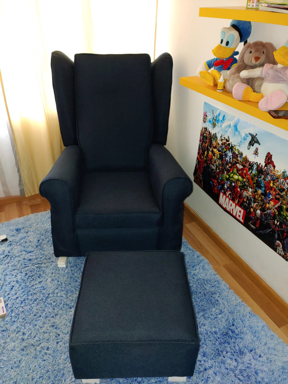 Comfortable Rocking Couch Item Code RC 05-R4000
