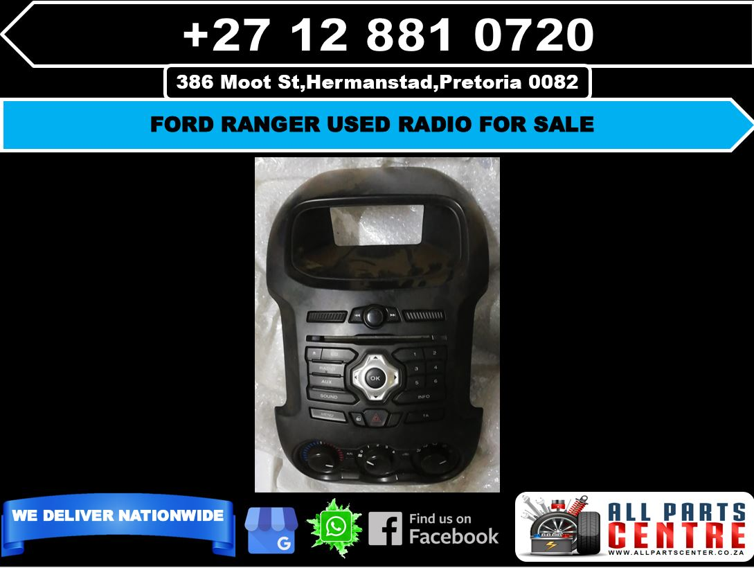 Ford ranger used radio for sale