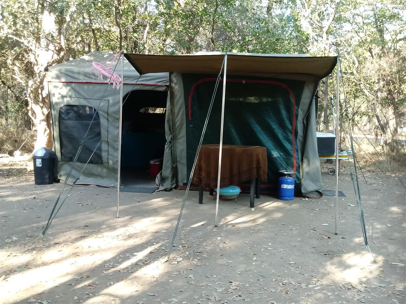 Venter Camper & Tent