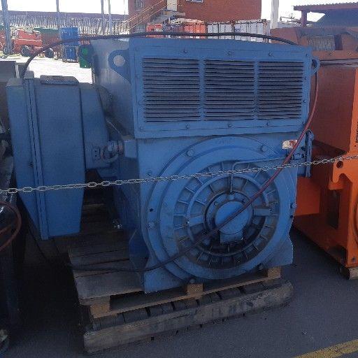 WEG 435kw Mga 315 4000v Electric Motor