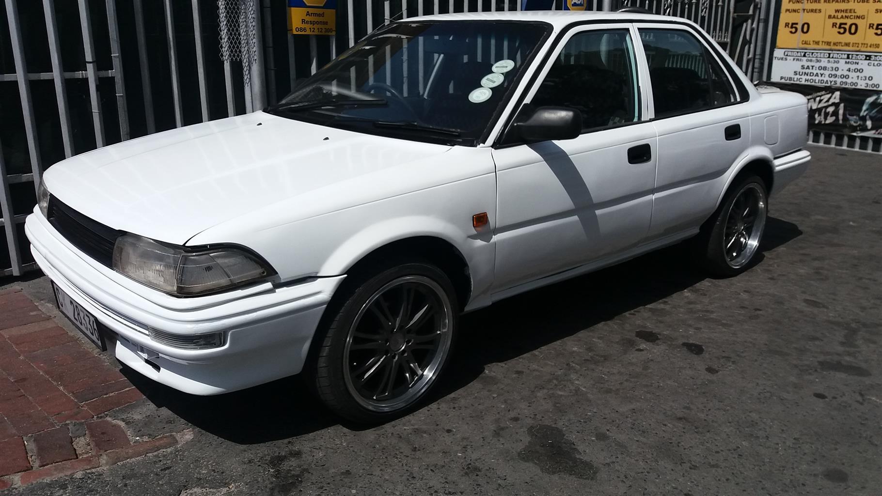 1997 Toyota Corolla 160i Gls