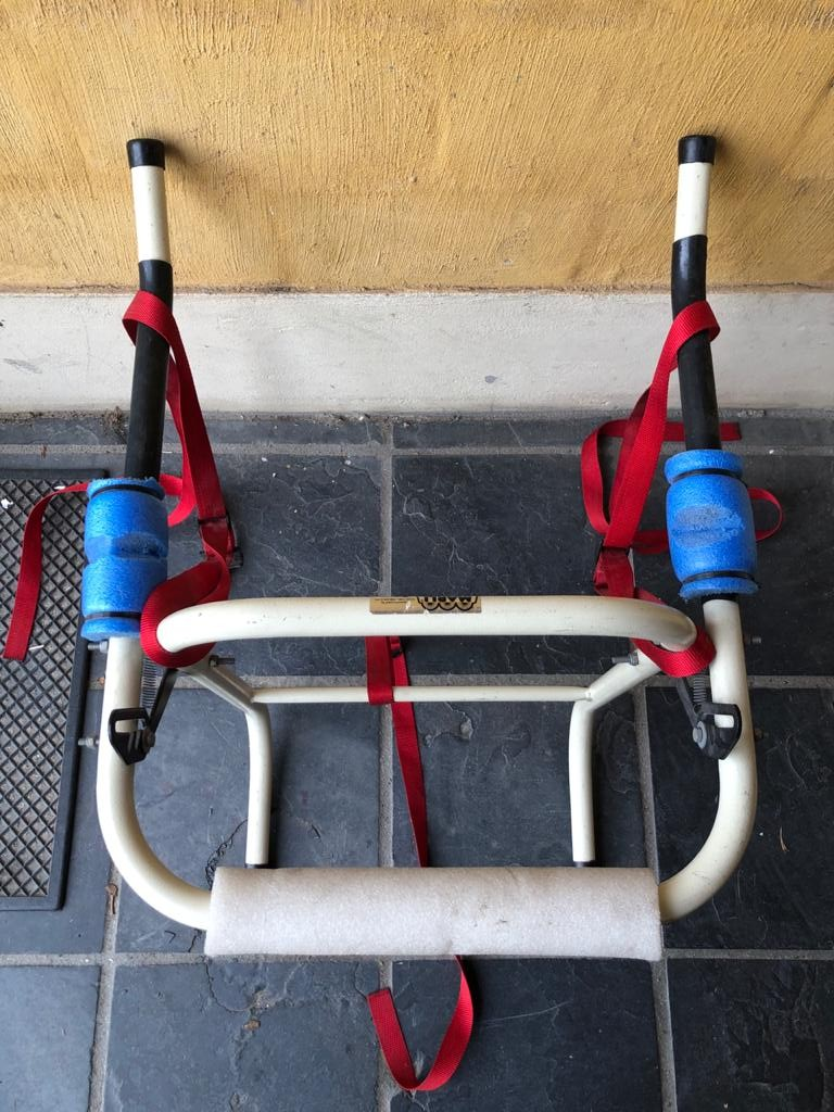 Marli 2-Bike Bicycle Carrier - No Towbar required