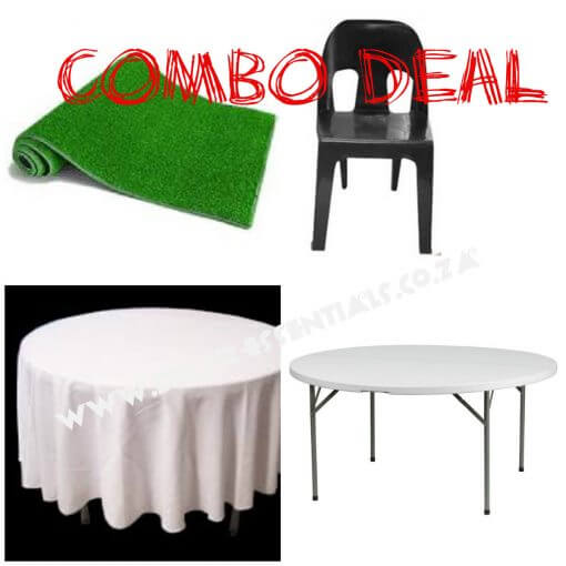 100 Seater Events Starter Pack for sale