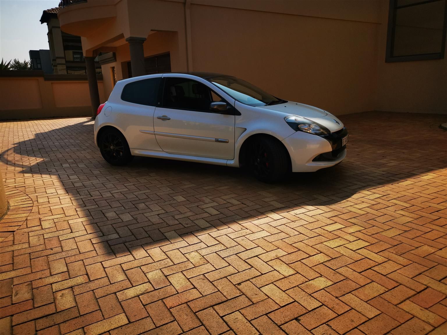 2010 Renault Clio 3