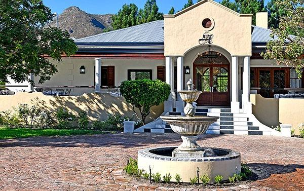 House For Sale in Franschhoek Rural