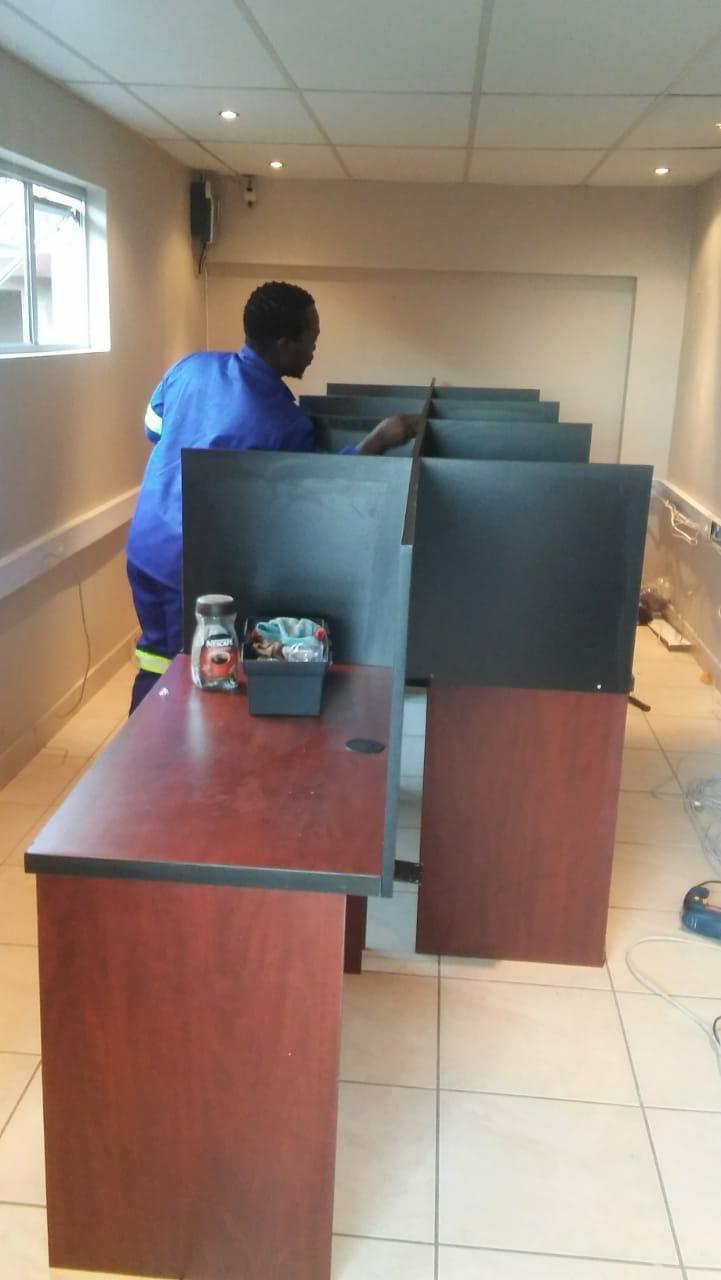 Custom made Workstations and call center desks